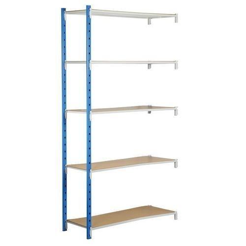 obalov materi l kovov reg l p stavbov 200 x 100 x 40 cm 1 500 kg 5 polic. Black Bedroom Furniture Sets. Home Design Ideas
